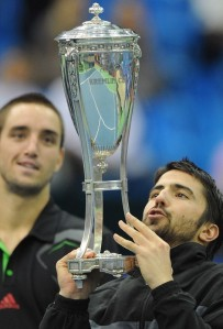 Janko Tipsrevic Lifts Kremlin Cup as Victor Troicki watches